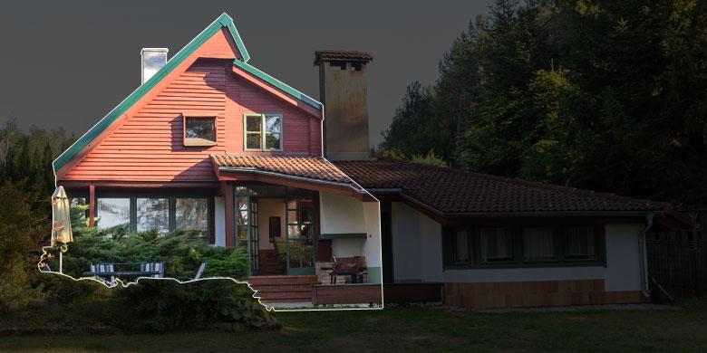 Domek Malwina